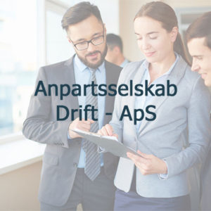 Anpartsselskab-drift-aps
