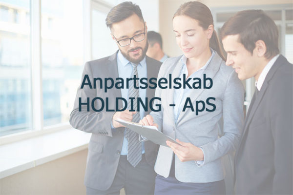 Anpartsselskab-holding-aps